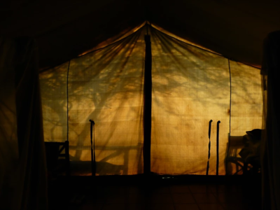 Glamping in Africa with East Africa Wild Adventures